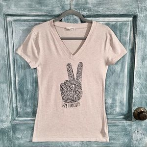 Zenana Outfitters Graphic Tee/San Fran/L